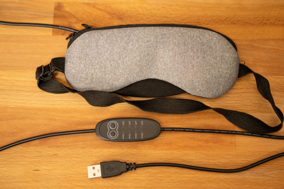 You&Me USBホットアイマスク