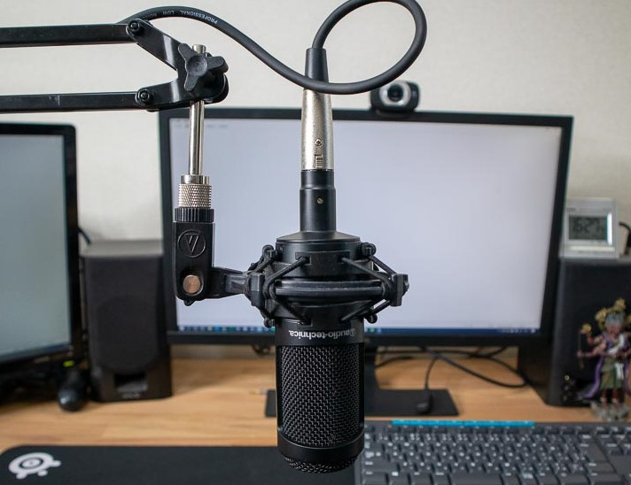 ▲audio-technica AT2035(クリックで拡大)